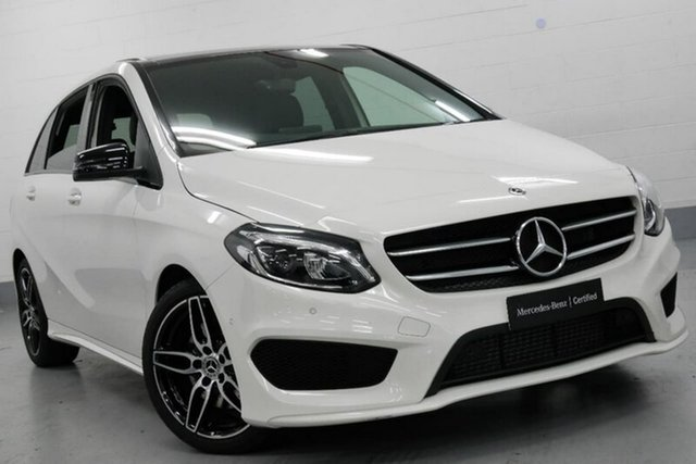 Used Mercedes-Benz B250 DCT 4MATIC, Chatswood, 2017 Mercedes-Benz B250 DCT 4MATIC Hatchback