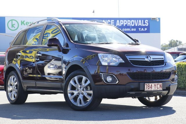 Used Holden Captiva 5 AWD LTZ, Beaudesert, 2014 Holden Captiva 5 AWD LTZ Wagon