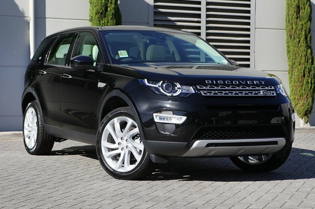 New Land Rover Discovery Sport TD4 HSE Luxury, Cannington, 2018 Land Rover Discovery Sport TD4 HSE Luxury Wagon
