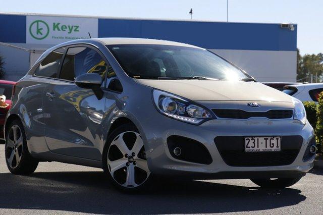 Used Kia Rio SLS, Bowen Hills, 2013 Kia Rio SLS Hatchback