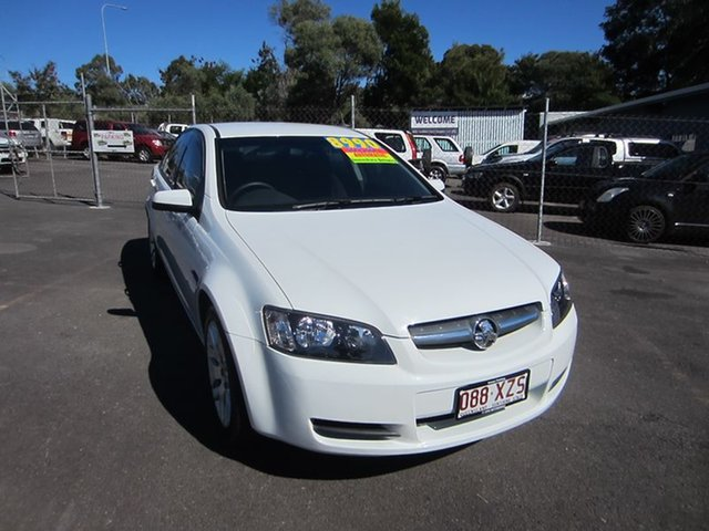 Used Holden Commodore Omega, Alexandra Headland, 2008 Holden Commodore Omega Sedan