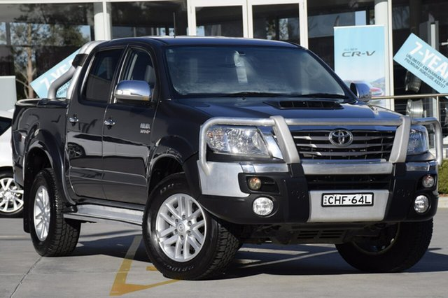 Used Toyota Hilux SR5 Double Cab, Narellan, 2012 Toyota Hilux SR5 Double Cab Utility