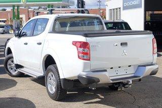 2018 Mitsubishi Triton GLX Double Cab Utility.