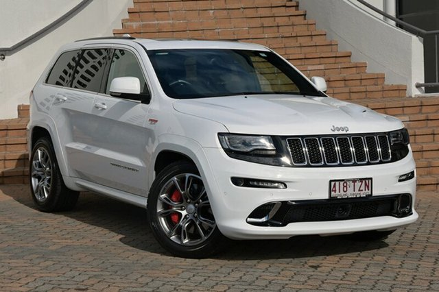 Discounted Used Jeep Grand Cherokee SRT, Southport, 2014 Jeep Grand Cherokee SRT Wagon