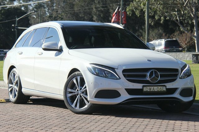 Discounted Used Mercedes-Benz C250 BlueTEC Estate 7G-Tronic +, Warwick Farm, 2014 Mercedes-Benz C250 BlueTEC Estate 7G-Tronic + Wagon