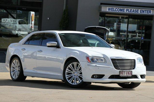 Used Chrysler 300 C E-Shift Luxury, Moorooka, Brisbane, 2015 Chrysler 300 C E-Shift Luxury Sedan