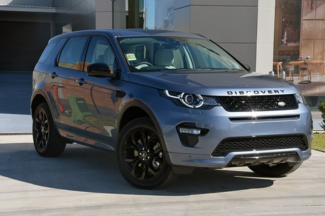 New Land Rover Discovery Sport SD4 HSE, Springwood, 2018 Land Rover Discovery Sport SD4 HSE Wagon