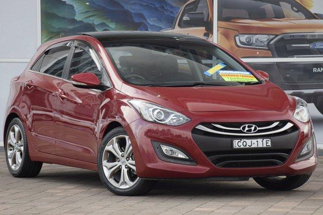 Discounted Used Hyundai i30 Premium, Warwick Farm, 2013 Hyundai i30 Premium Hatchback
