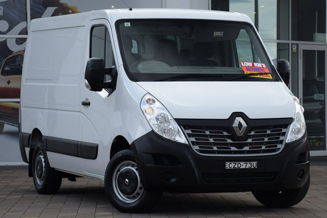 Used Renault Master Low Roof SWB AMT, Warwick Farm, 2015 Renault Master Low Roof SWB AMT Van