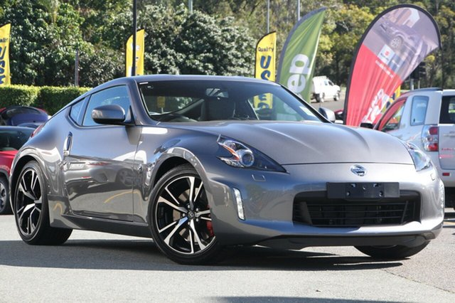 New Nissan 370Z, Indooroopilly, 2018 Nissan 370Z Coupe