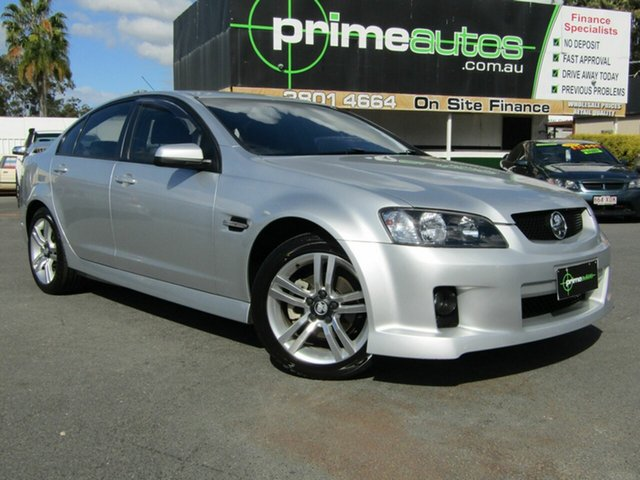Used Holden Commodore SV6, Loganholme, 2009 Holden Commodore SV6 Sedan