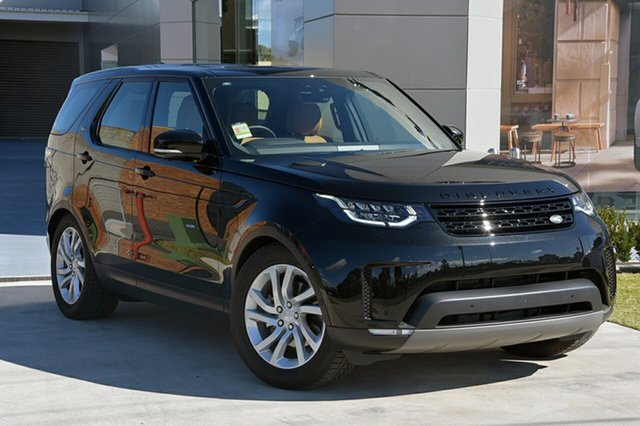 Demonstrator, Demo, Near New Land Rover Discovery TD6 HSE, Southport, 2018 Land Rover Discovery TD6 HSE Wagon