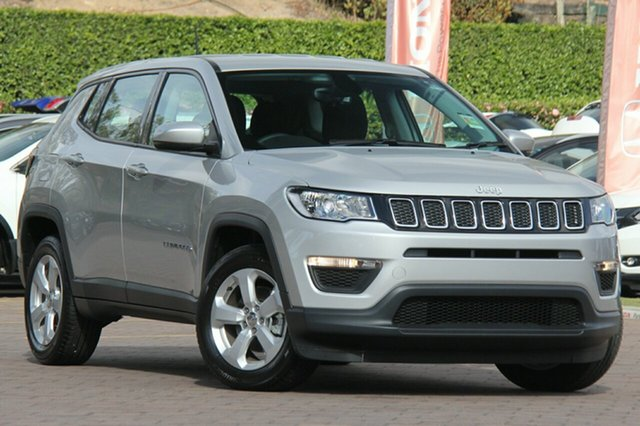 Discounted Demonstrator, Demo, Near New Jeep Compass Longitude FWD, Southport, 2018 Jeep Compass Longitude FWD SUV