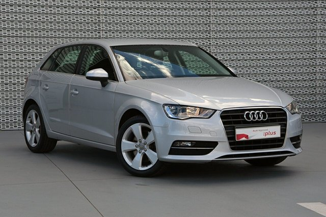 Used Audi A3 Ambition Sportback S tronic, Southport, 2013 Audi A3 Ambition Sportback S tronic Hatchback