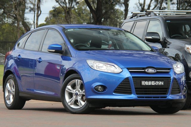 Used Ford Focus Trend, Warwick Farm, 2014 Ford Focus Trend Hatchback