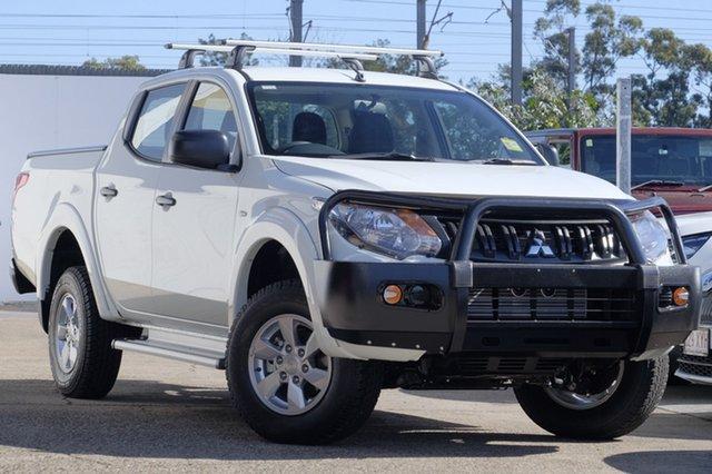 New Mitsubishi Triton GLX Double Cab, Bowen Hills, 2018 Mitsubishi Triton GLX Double Cab Utility