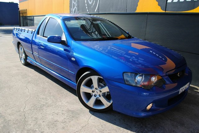Used Ford Falcon XR8 Magnet Ute Super Cab, Melrose Park, 2005 Ford Falcon XR8 Magnet Ute Super Cab Utility