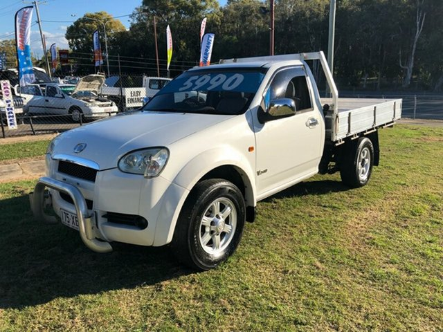 Used Great Wall V240 (4x2), Clontarf, 2010 Great Wall V240 (4x2) Cab Chassis
