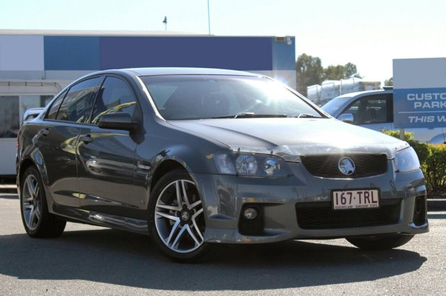 Used Holden Commodore SV6, Bowen Hills, 2010 Holden Commodore SV6 Sedan