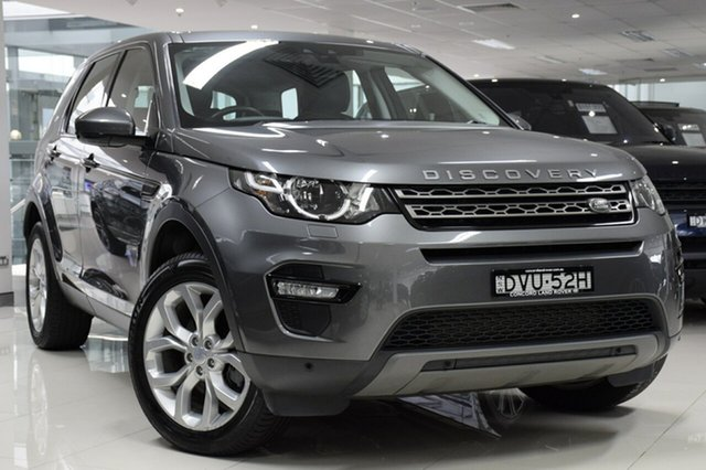 Used Land Rover Discovery Sport Td4 SE, Concord, 2015 Land Rover Discovery Sport Td4 SE Wagon