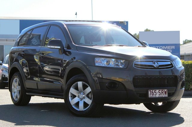 Used Holden Captiva 7 SX, Toowong, 2012 Holden Captiva 7 SX Wagon