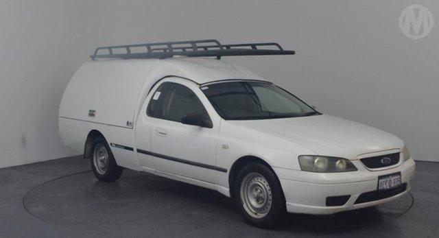 Used Ford Falcon XL, Altona North, 2005 Ford Falcon XL Cab Chassis
