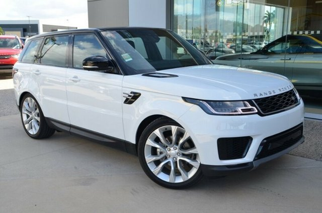 New Land Rover Range Rover Sport SE, Townsville, 2018 Land Rover Range Rover Sport SE Wagon