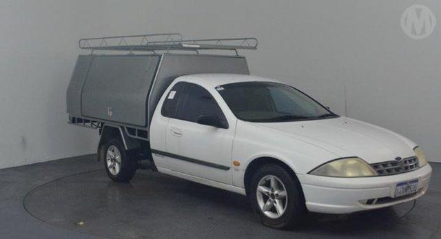 Used Ford Falcon XL, Altona North, 2000 Ford Falcon XL Cab Chassis