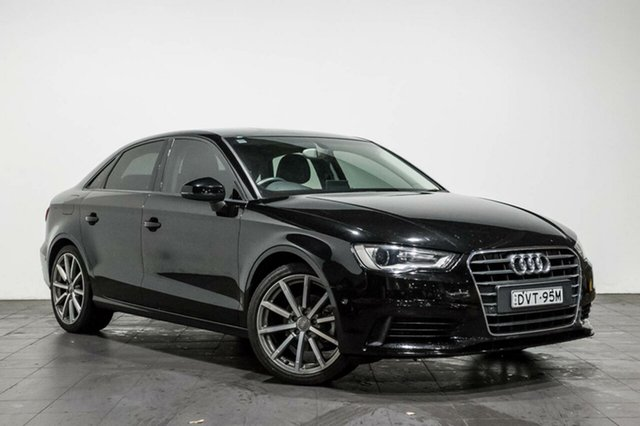 Used Audi A3 Attraction S tronic, Rozelle, 2014 Audi A3 Attraction S tronic Sedan