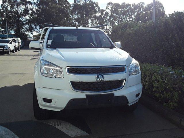 Used Holden Colorado LT Crew Cab, Acacia Ridge, 2012 Holden Colorado LT Crew Cab RG MY13 Utility