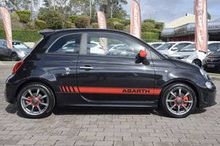 2018 Abarth 595 Dualogic Hatchback.