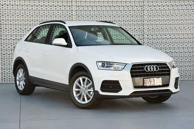 Demonstrator, Demo, Near New Audi Q3 TFSI S tronic, Southport, 2017 Audi Q3 TFSI S tronic Wagon