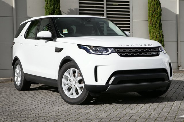 New Land Rover Discovery TD6 SE, Cannington, 2018 Land Rover Discovery TD6 SE Wagon