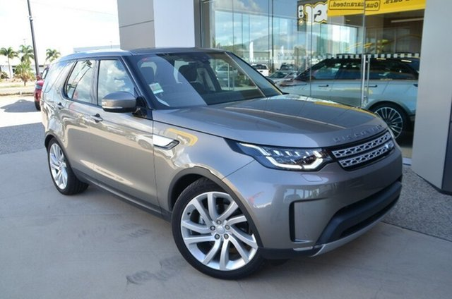 New Land Rover Discovery, Townsville, 2018 Land Rover Discovery Wagon