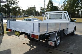 2009 Toyota Hilux Workmate Cab Chassis.