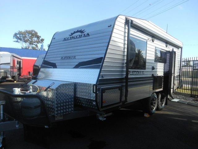 Discounted New Kokoda Platoon II XL X-Trail [NLC869], Pialba, 2018 Kokoda Platoon II XL X-Trail [NLC869] Caravan
