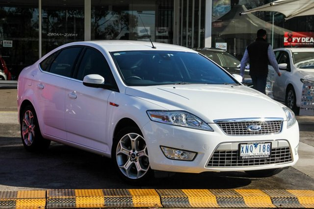 Used Ford Mondeo Zetec, Mulgrave, 2009 Ford Mondeo Zetec MA Hatchback