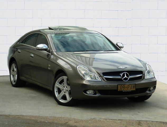 Used Mercedes-Benz CLS 500, Moorooka, 2005 Mercedes-Benz CLS 500 Coupe