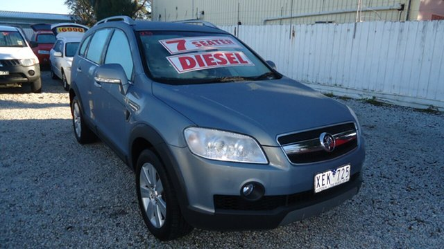 Used Holden Captiva LX AWD, Seaford, 2009 Holden Captiva LX AWD Wagon