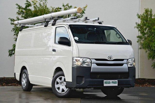 Used Toyota Hiace LWB, Robina, 2014 Toyota Hiace LWB KDH201R MY14 Van