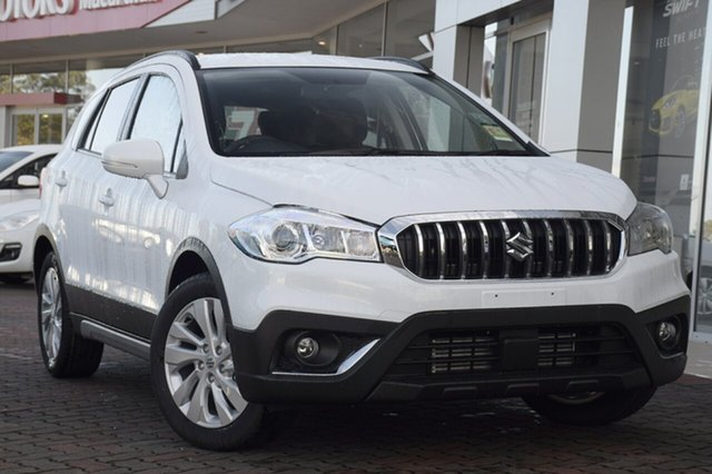 Discounted Demonstrator, Demo, Near New Suzuki S-Cross Turbo, Southport, 2018 Suzuki S-Cross Turbo SUV