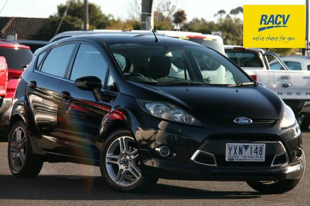 Used Ford Fiesta Zetec PwrShift, Hoppers Crossing, 2012 Ford Fiesta Zetec PwrShift Hatchback