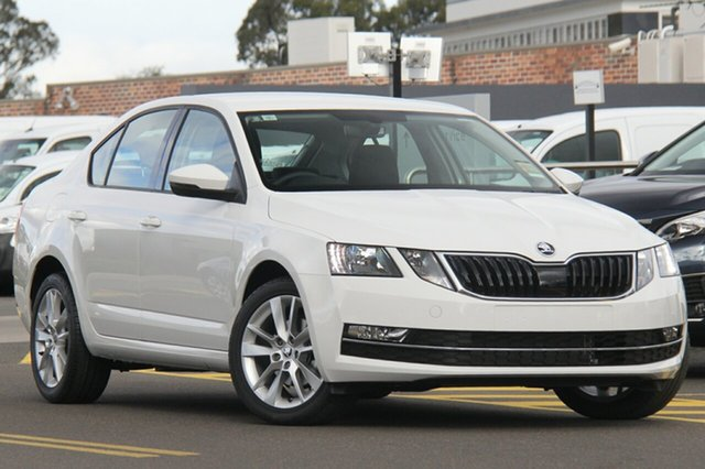 Demonstrator, Demo, Near New Skoda Octavia 110TSI Sedan DSG, Bowen Hills, 2018 Skoda Octavia 110TSI Sedan DSG Liftback