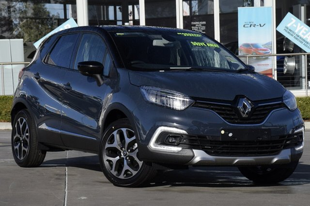 Discounted Demonstrator, Demo, Near New Renault Captur Intens, Narellan, 2018 Renault Captur Intens Wagon