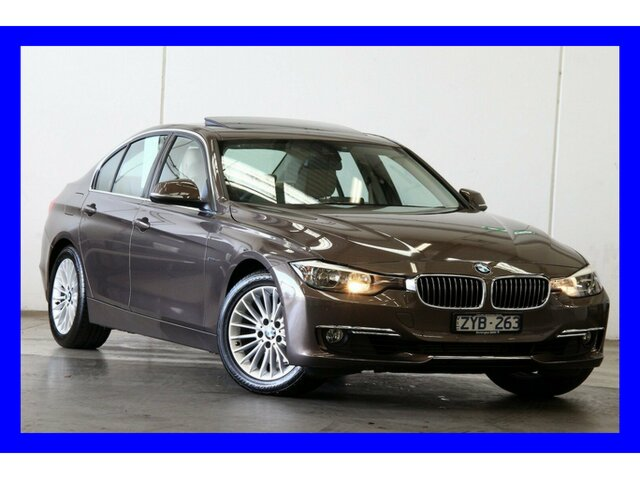 Used BMW 320i Luxury Line, Clayton, 2014 BMW 320i Luxury Line Sedan