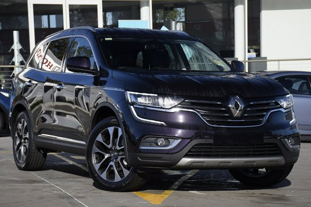 Discounted Demonstrator, Demo, Near New Renault Koleos Initiale (4x4), Southport, 2018 Renault Koleos Initiale (4x4) Wagon