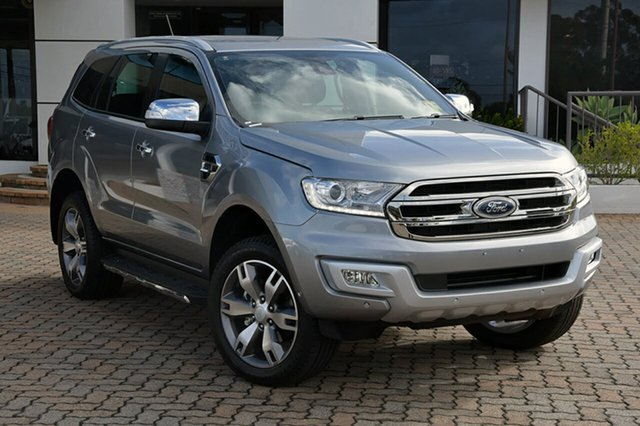 Discounted New Ford Everest Titanium, Southport, 2018 Ford Everest Titanium Wagon