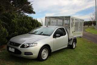 2012 Ford Falcon EcoLPi Super Cab Cab Chassis.