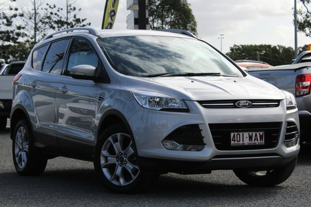 Used Ford Kuga Trend PwrShift AWD, Toowong, 2015 Ford Kuga Trend PwrShift AWD Wagon