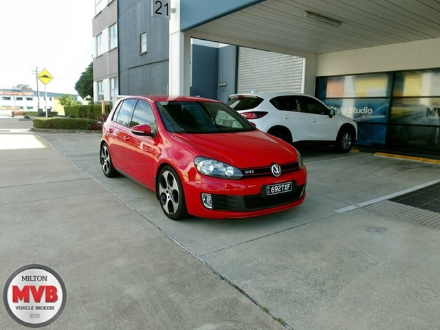 Used Volkswagen Golf GTi, Eagle Farm, 2011 Volkswagen Golf GTi Hatchback